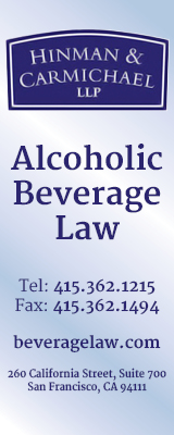 Hinman and Carmichael,Alcoholic Beverage Law