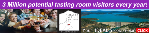 Shasta Wine Village