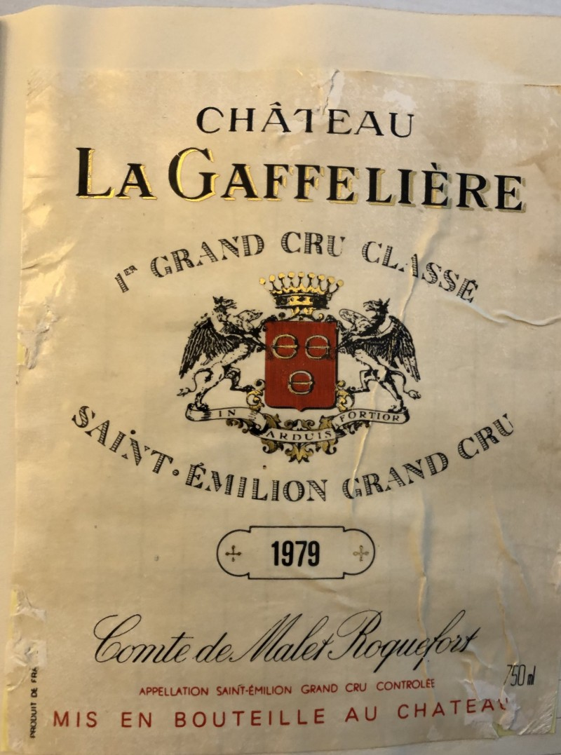 ChateauLaGaffeliere1979