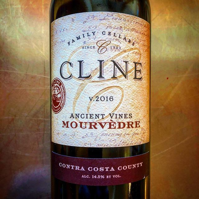 ClineMourvedre2018
