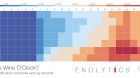 Enolytics Publishes Landmark Wine Consumer Research Report Powered by Hello Vino Mobile Data Set